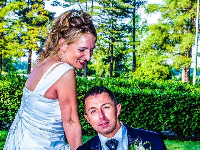 Il matrimonio di Enrico e Tiziana a Cerro Maggiore, Milano 36