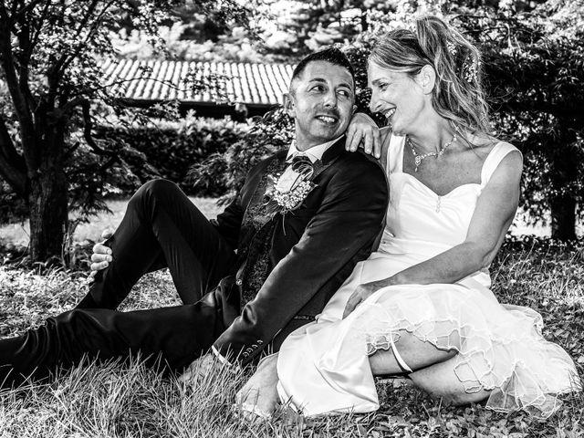 Il matrimonio di Enrico e Tiziana a Cerro Maggiore, Milano 40