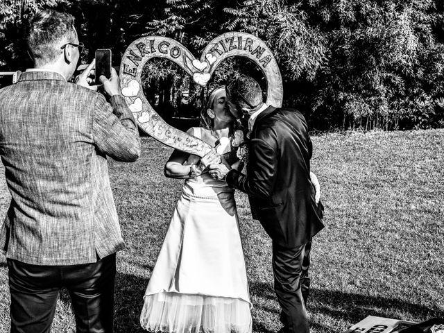 Il matrimonio di Enrico e Tiziana a Cerro Maggiore, Milano 45