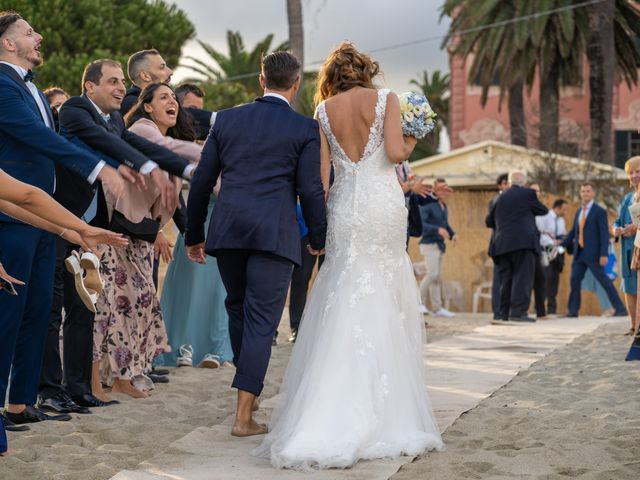 Il matrimonio di Alessio e Jessica a Savona, Savona 4