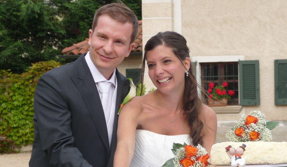 Il matrimonio di Simone e Deborah a Tribiano, Milano