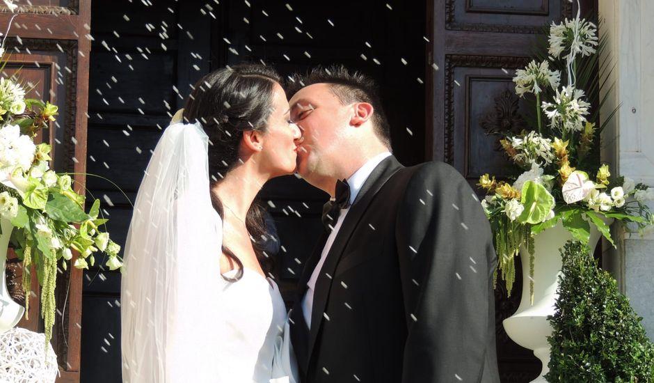 Il matrimonio di Giuseppe  e Mimma a Terrasini, Palermo