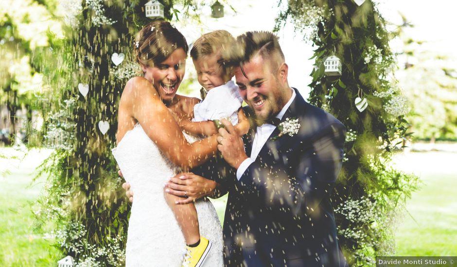 Il matrimonio di Luca e Alessia a Chiopris-Viscone, Udine