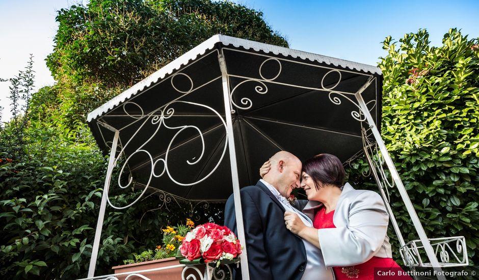 Il matrimonio di Massi e Manola a Pontirolo Nuovo, Bergamo