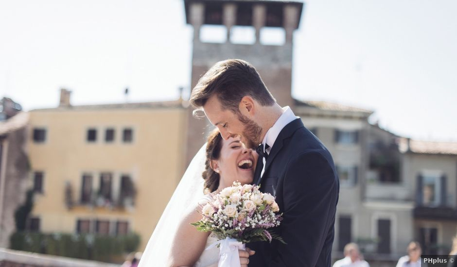 Il matrimonio di Luca e Francesca a Verona, Verona