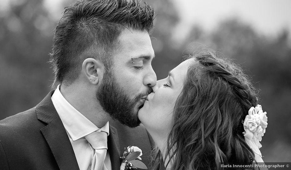 Il matrimonio di Davide e Irene a San Casciano in Val di Pesa, Firenze