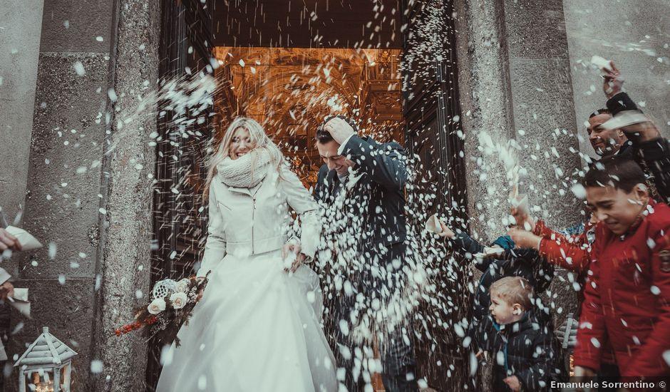 Il matrimonio di Simone e Francesca a Busalla, Genova