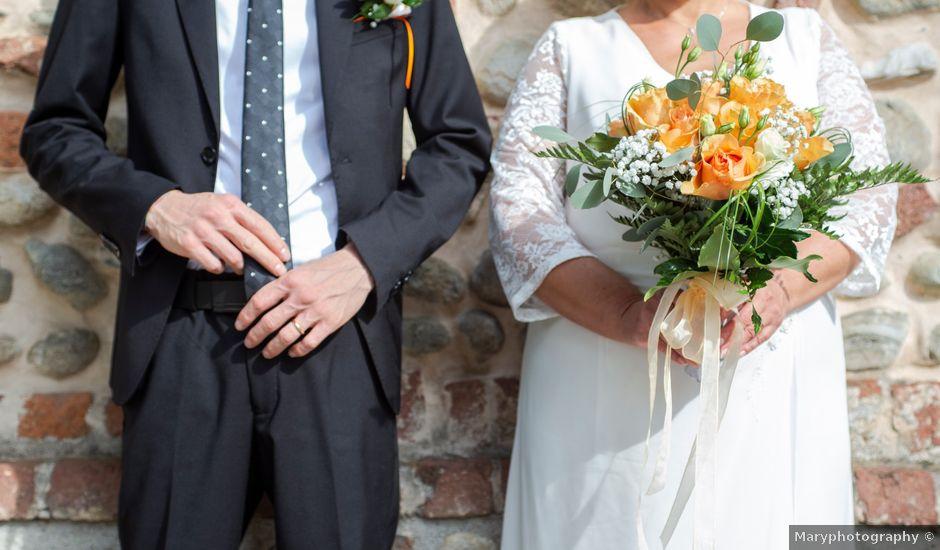 Il matrimonio di Simone e Jana a Misinto, Monza e Brianza