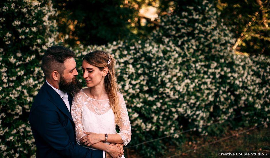 Il matrimonio di Fausto e Martina a Ortovero, Savona