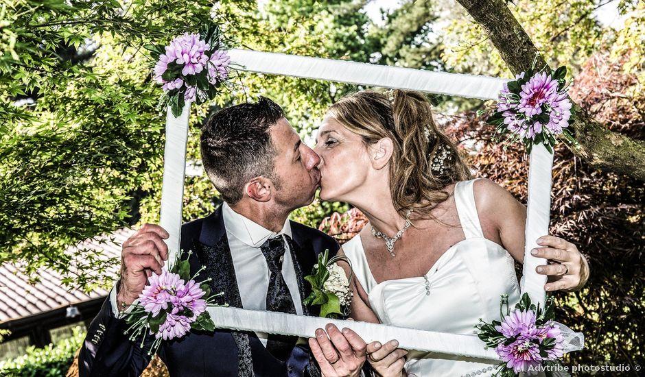 Il matrimonio di Enrico e Tiziana a Cerro Maggiore, Milano