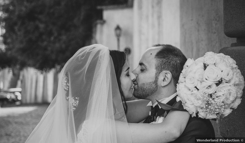 Il matrimonio di Marco e Elisa a Roma, Roma