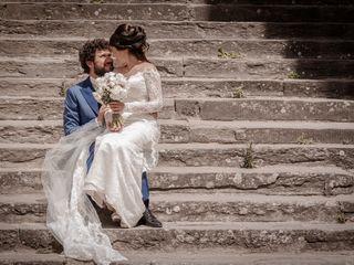 Le nozze di Giusi e Marco