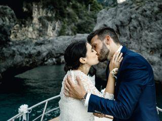 Le nozze di Grazia e Gianluca