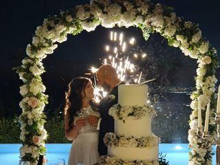 Le nozze di Sabrina e Michele