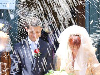 Le nozze di Enzo e Adele