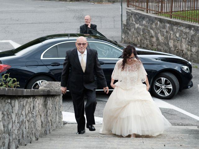 Il matrimonio di Matteo e Federica a Leffe, Bergamo 3