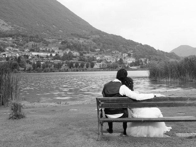 Il matrimonio di Matteo e Federica a Leffe, Bergamo 1
