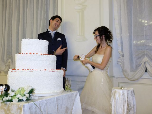 Il matrimonio di Matteo e Federica a Leffe, Bergamo 4