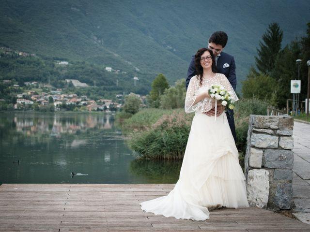 Il matrimonio di Matteo e Federica a Leffe, Bergamo 5