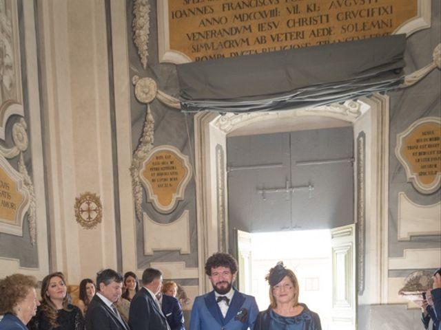 Il matrimonio di Marco e Giusi a San Miniato, Pisa 6