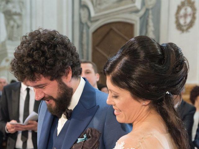 Il matrimonio di Marco e Giusi a San Miniato, Pisa 10