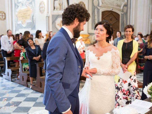 Il matrimonio di Marco e Giusi a San Miniato, Pisa 11