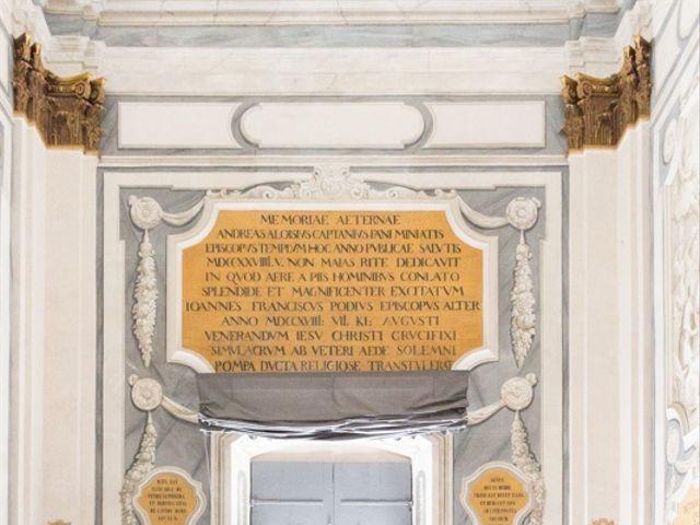 Il matrimonio di Marco e Giusi a San Miniato, Pisa 17