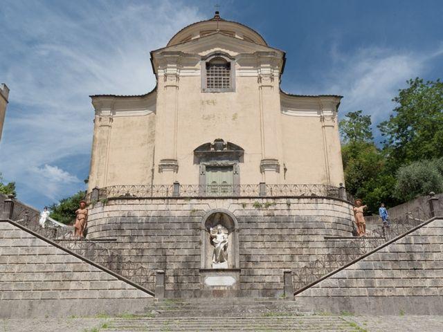 Il matrimonio di Marco e Giusi a San Miniato, Pisa 21
