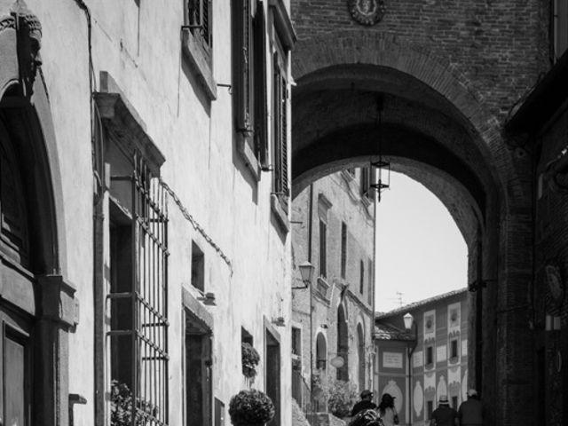 Il matrimonio di Marco e Giusi a San Miniato, Pisa 24