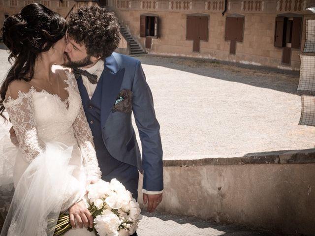 Il matrimonio di Marco e Giusi a San Miniato, Pisa 25