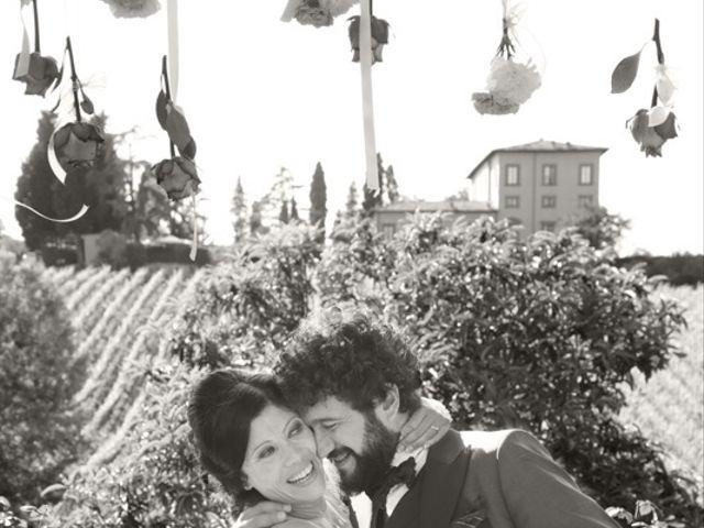 Il matrimonio di Marco e Giusi a San Miniato, Pisa 32