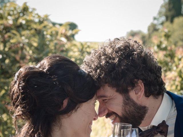 Il matrimonio di Marco e Giusi a San Miniato, Pisa 33