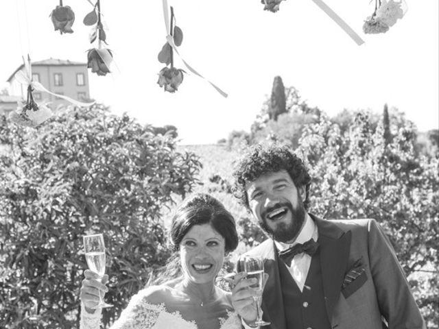 Il matrimonio di Marco e Giusi a San Miniato, Pisa 34