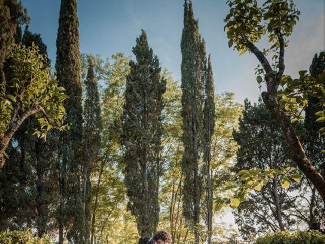 Il matrimonio di Marco e Giusi a San Miniato, Pisa 41