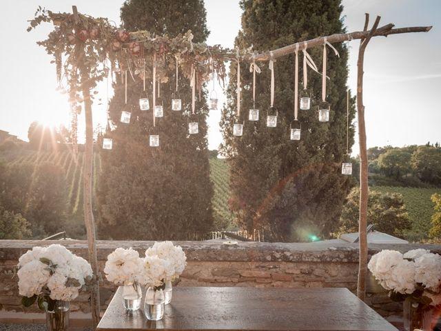 Il matrimonio di Marco e Giusi a San Miniato, Pisa 44