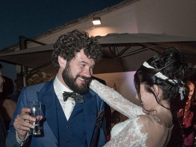 Il matrimonio di Marco e Giusi a San Miniato, Pisa 45