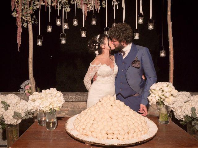 Il matrimonio di Marco e Giusi a San Miniato, Pisa 46