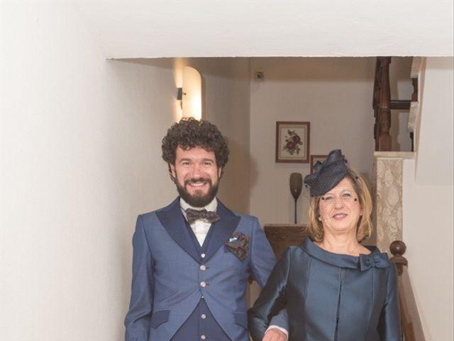 Il matrimonio di Marco e Giusi a San Miniato, Pisa 3