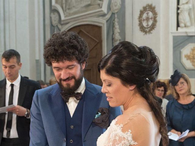 Il matrimonio di Marco e Giusi a San Miniato, Pisa 9