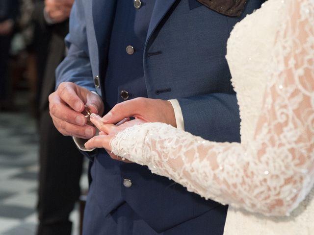 Il matrimonio di Marco e Giusi a San Miniato, Pisa 1