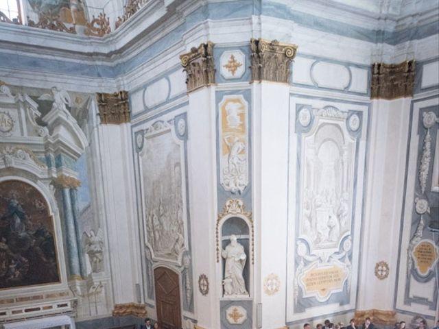 Il matrimonio di Marco e Giusi a San Miniato, Pisa 13
