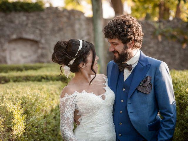 Il matrimonio di Marco e Giusi a San Miniato, Pisa 40