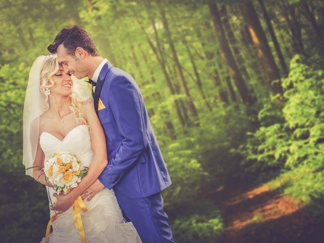 Le nozze di Stefania e Kristopher