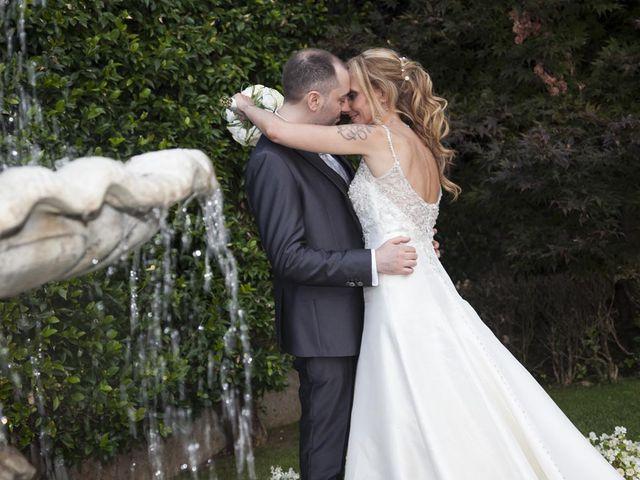 le nozze di Stefania e Leonardo