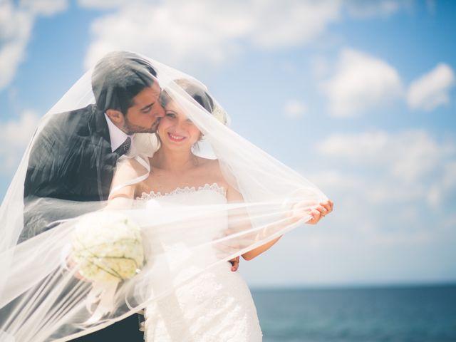 le nozze di Marielena e Roberto