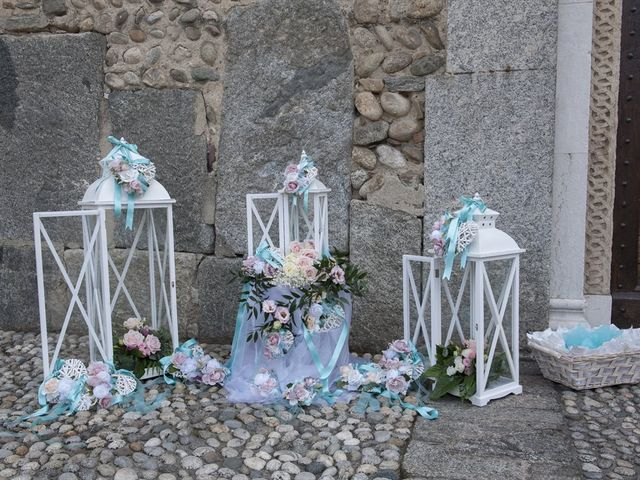 Il matrimonio di Simone e Clarissa a Renate, Monza e Brianza 11