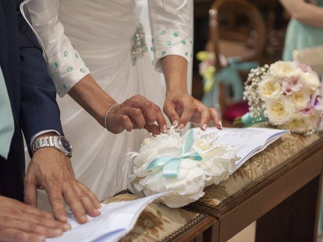 Il matrimonio di Simone e Clarissa a Renate, Monza e Brianza 15