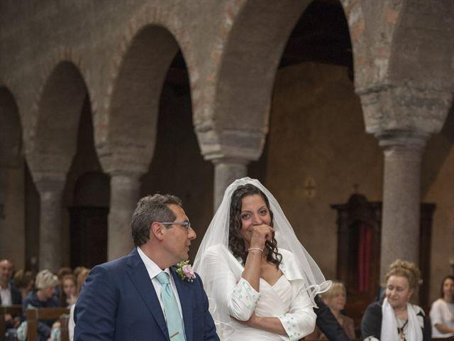 Il matrimonio di Simone e Clarissa a Renate, Monza e Brianza 17