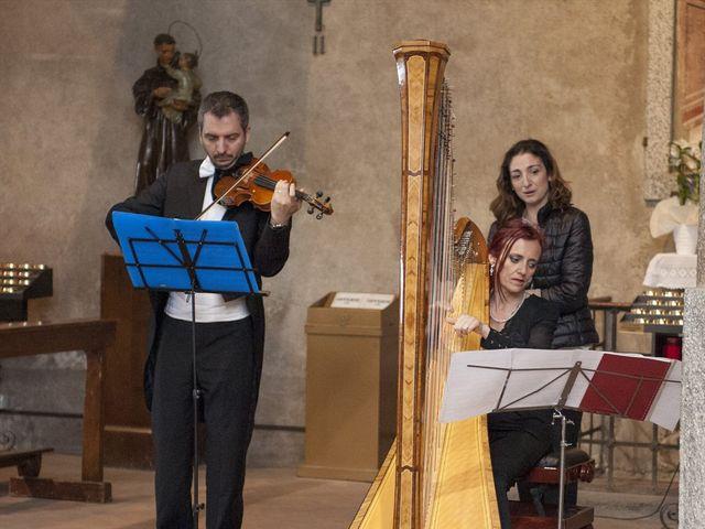 Il matrimonio di Simone e Clarissa a Renate, Monza e Brianza 20