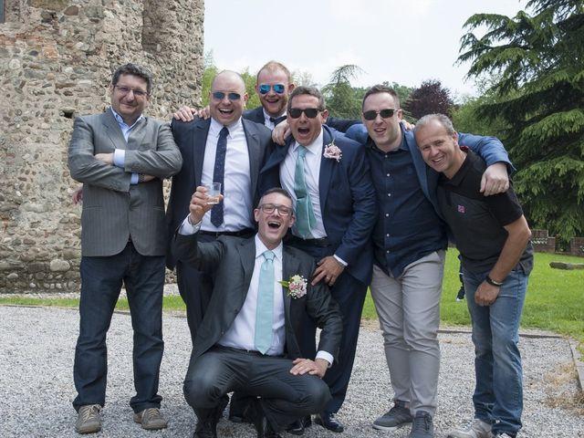 Il matrimonio di Simone e Clarissa a Renate, Monza e Brianza 26